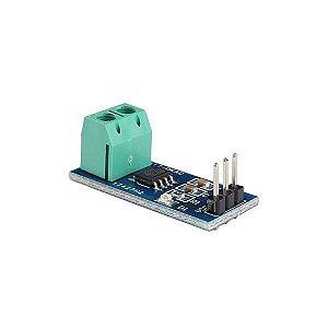 Sensor de Corrente AC / DC 30A - ACS712