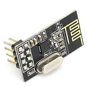 Módulo de Transmissão sem fio NRF24L01 2.4GHz