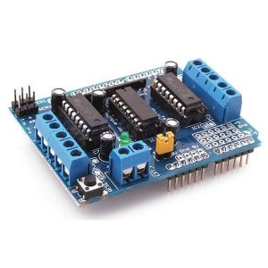 Motor Shield Placa Driver L293D