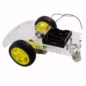 Chassi 2WD Acrílico