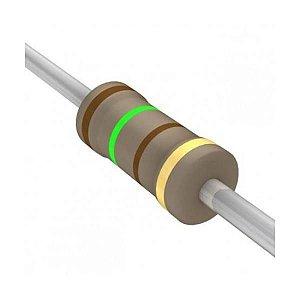 Resistor 1/4W 150R Ohms x 10 Unidades