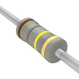 Resistor 1/4W 180K Ohms X 10 Unidades
