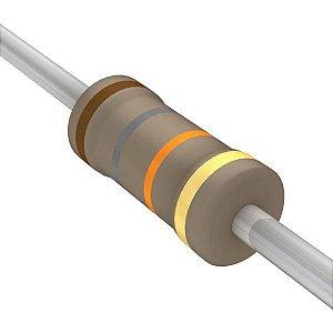 Resistor 1/4W 18K Ohms x 10 Unidades