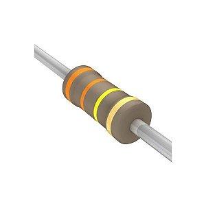 Resistor 1/4W 330K Ohms x 10 Unidades
