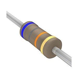 Resistor 1/4W 68K Ohms x 10 Unidades
