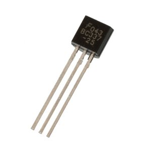 Transistor BC337-25 NPN bipolar de junção - BJT
