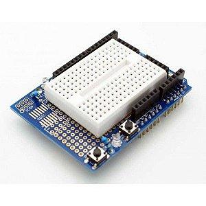 Protoshield para Arduino + Mini Protoboard