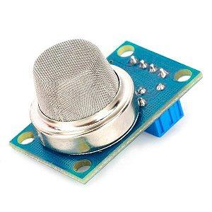 Sensor de Gás MQ-4 - Metano e Gás Natural