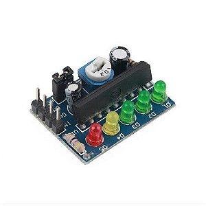 Módulo Indicador de Nível de Bateria KA2284