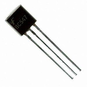 BC547 Transistor NPN de Uso Geral