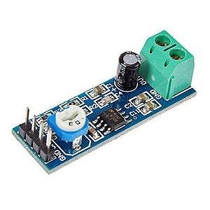 Módulo Amplificador de Audio LM386