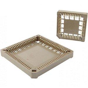 Soquete para CI PLCC SMD 28P