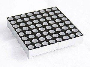Matriz de Led 8x8 - Cátodo Comum