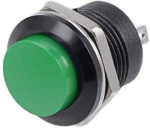 Chave Botão Campainha - Verde