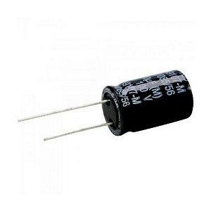 Capacitor Eletrolítico 1uF 50V X 4 Unidades