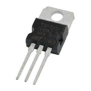 Transistor NPN TIP 122