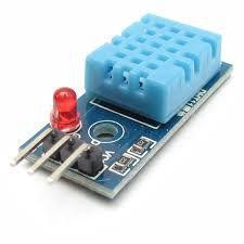 Módulo Sensor digital de temperatura e umidade do ar DHT11