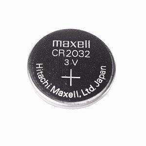 Bateria de Lítio CR 2032