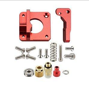 Kit Extrusora de aluminio Mk8 Lado Direito 1.75mm