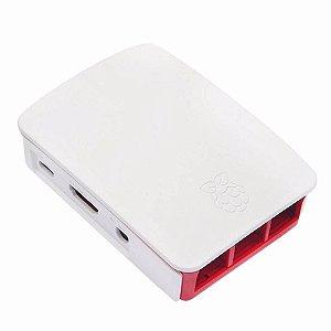 Case Oficial Para Raspberry Pi3 Vermelho