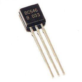 BC546 Transistor NPN de Uso Geral