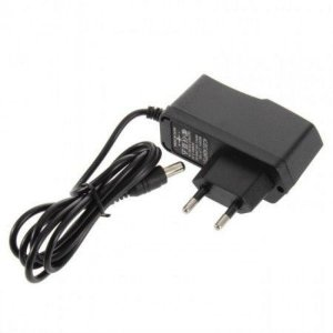 Fonte de Alimentação Chaveada 12VDC 1A Plug P4 - Compatível com Arduino
