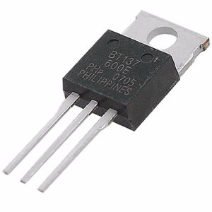 Triac BT 137-600