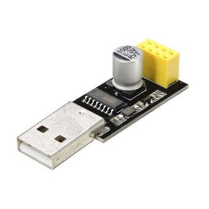 Placa Adaptador USB Para Módulo Esp-01
