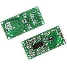 Sensor de Presença Microondas RCWL-0516