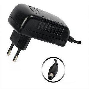 Fonte de Alimentação Chaveada 12VDC 2A Plug P4