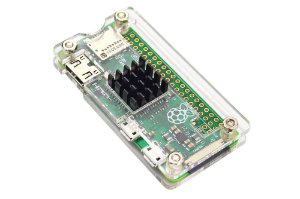 Case Raspberry Pi Zero Acrílico
