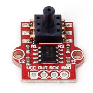 Sensor de Pressão Diferencial Digital MPS20N0040D-D