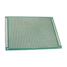Placa de Circuito Impresso Ilhada 806 furos - 7x9cm