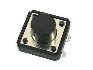 Chave Táctil Push Button (12x12x4,3mm)