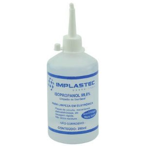 Alcool Isopropílico - 250ML
