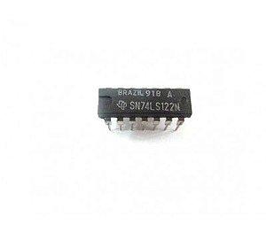 CI 74LS122 - Multivibrador
