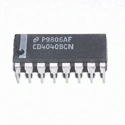 CI CD4040 - Contador Binário