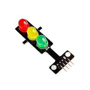 Modulo Semáforo LED 8mm