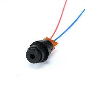 Módulo Laser 4.5V 650nm Gyro Plástico