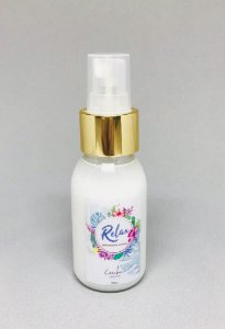 Desodorante RELAX  Spray - Óleo essencial de Lavanda, Sálvia e Melaleuca.