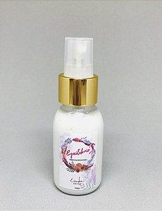 Desodorante Equilíbrio Spray com Óleos Essenciais de Gerânio, Sálvia e Melaleuca - Natural Lucha