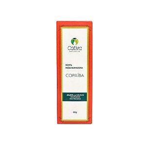 Pasta Regeneradora Copaiba Orgânica Natural Vegana - Cativa Natureza