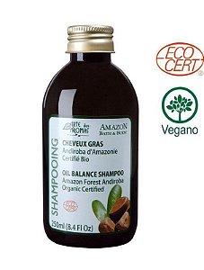 Shampoo Andiroba Certificado Ecocert 250ml - ARTE DOS AROMAS