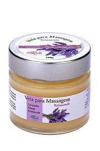 Vela para Massage Lavanda Relaxante - Arte dos Aromas 100G