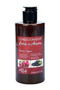 Condicionador Romã e Amora 250ml - ARTE DOS AROMAS