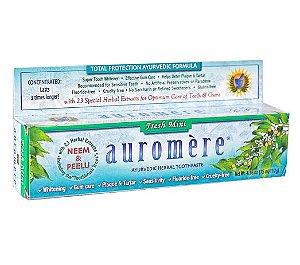 Creme Dental Auromère Fresh Mint