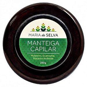 MANTEIGA CAPILAR MARIA DA SELVA 250ML