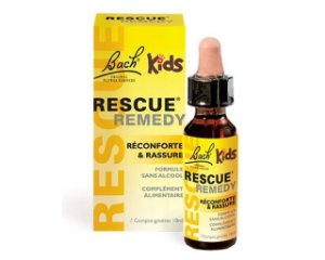 RESCUE KIDS GOTAS 10ML Lote: 95217