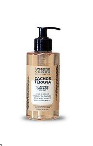 424 - Shampoo Cacho Terapia Chia e Linhaca Twoone Onetwo 250ml