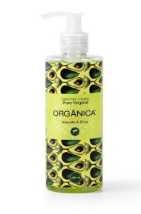 Sabonete Líquido Abacate - Orgânica 250 ML